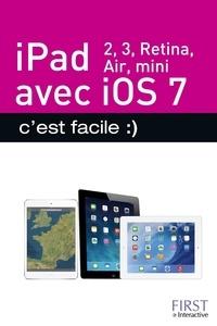 Colette Michel - iPad 2, 3, Retina, Air, mini avec iOS7, c'est facile :).