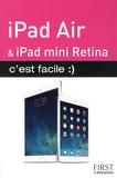 Colette Michel - iPad Air et iPad mini Retina c'est facile.