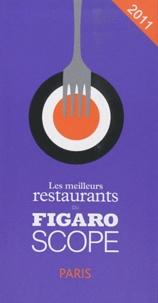 Colette Monsat et François Simon - Les meilleurs restaurants du Figaroscope - Paris.