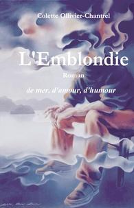 Galabria.be L'emblondie - Roman de mer, d'amour, d'humour Image