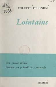 Colette Peugniez - Lointains.