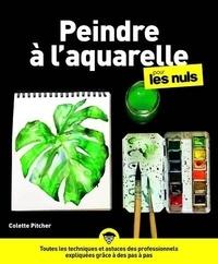 Colette Pitcher - Peindre à l'aquarelle pour les nuls.