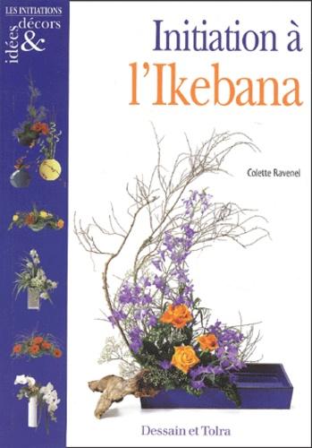 Colette Ravenel - Initiation à l'ikebana.