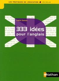 Colette Samson - 333 idées pour l'anglais.