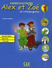 Goodtastepolice.fr Alex et Zoé et compagnie 1 - Cahier d'activités Image