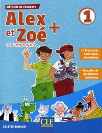 Colette Samson - Alex et Zoé + et compagnie 1. 1 CD audio MP3