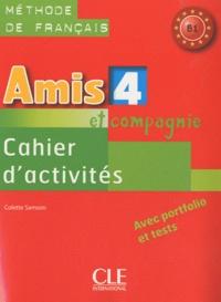Méthode de français - Cahier dactivité B1, Avec portfolio et tests.pdf