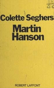Colette Seghers - Martin Hanson.