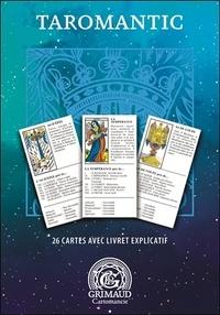 Colette Silvestre - Taromantic - 26 cartes avec livret explicatif.