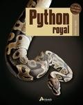 Colette Sutherland - Python royal - Python regius.