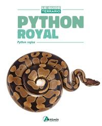 Colette Sutherland - Python royal.