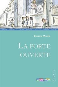 Colette Vivier - La porte ouverte.