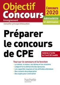 Colette Woycikowska et Lydie Pfander-Meny - Préparer Le Concours De CPE 2020.
