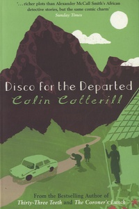 Colin Cotterill - Disco for the Departed.