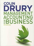 Colin Drury - Management Accounting for Business.