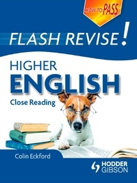 Colin Eckford - How to Pass Flash Higher English.