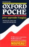 Colin McIntosh - Dictionnaire Oxford poche pour apprendre l'anglais. - Français-anglais, anglais-français.