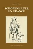 Colin - Schopenhauer en France - Un mythe naturaliste.