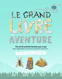 Deedr.fr Le grand livre de l'aventure Image