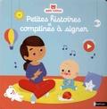 Coline Citron - Petites histoires et comptines à signer.