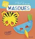 Coline Desclides - Masques.