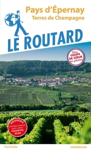 Collectf - Guide du Routard Epernay pays de Champagne.