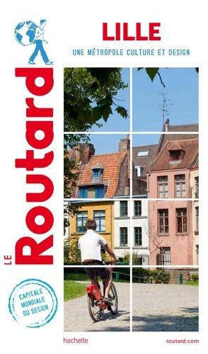 Collectf - Guide du Routard Lille - Une métropole culture et design.