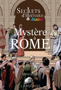 Collectf - Secrets d'histoire junior -  Mystère à Rome.
