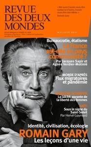 Collectif . - Revue des Deux Mondes Mai 2021 - Romain Gary.