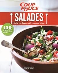 Collectif, - Salades - 150 inspirations croquantes.