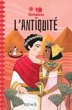 Collectif et Marie Bertherat - 10 histoires de l'Antiquité.