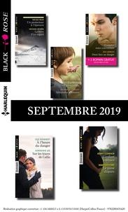 Domaine public google books téléchargements 10 romans Black Rose + 1 gratuit (n°550 à 554 - Septembre 2019) en francais 9782280434720
