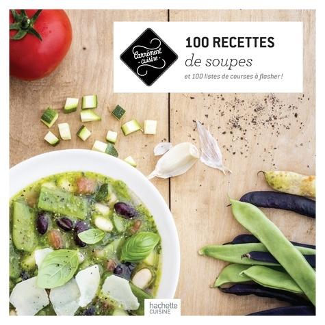 100 recettes de Soupes - 9782014600308 - 4,49 €