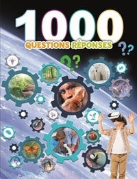 Collectif - 1000 questions réponses autour du monde.