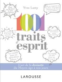 Livres audio à télécharger en mp3 1001 traits d'esprit par  DJVU 9782035977496 (Litterature Francaise)