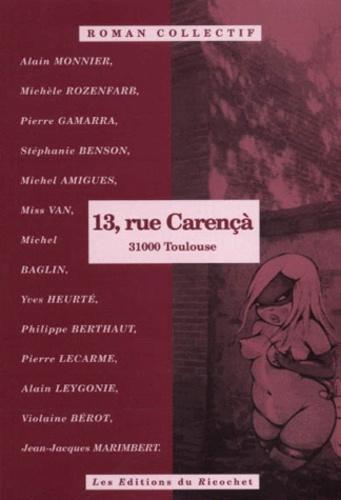 Collectif - 13, Rue Carençà - 31 000 Toulouse.