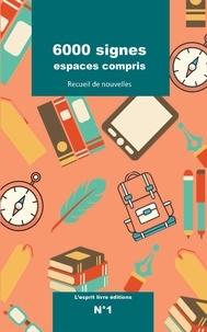 Collectif 15 auteurs - 6 000 espaces compris.