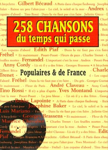 Chanson Le Temps Qui Passe