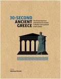 Collectif - 30-second ancient Greece.