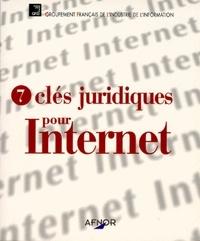 Collectif - 7 clés juridiques pour Internet.