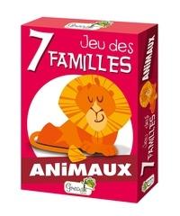 Collectif - 7 familles animaux en illustrations.