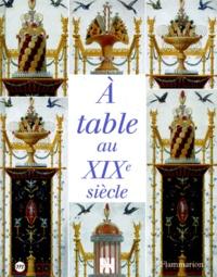 Accentsonline.fr A table au XIXème siècle Image
