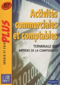 Galabria.be Activités commerciales et comptables Terminale BEP Métiers de la comptabilité Image