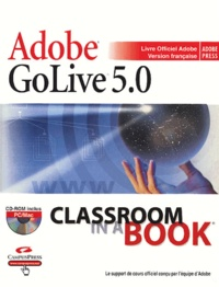 Adobe GoLive 5.0