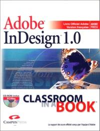 ADOBE INDESIGN 1.0. Avec un CD-Rom
