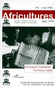 Era-circus.be AFRICULTURES N°8 MAI 1998 : MUSIQUES CARAIBES, LA TRACE NOIRE Image