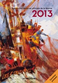 Collectif - Agenda des peintres officiels de la Marine 2014.