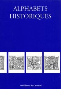 Accentsonline.fr Alphabets historiques Image