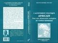 Collectif Angevin de Recherche - L'ajustement politique africain - Pour une démocratie endogène au Congo-Kinshasa.