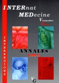 Collectif - Annales interégions 1994.